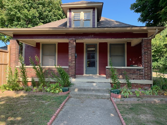 OFF THE MARKET | Martinsville, IN Craftsman Home For Sale